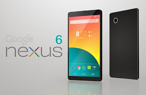 Google Nexus 6 2014 top best upcoming Phones
