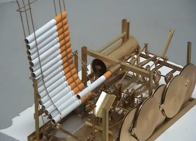 Mesin Perokok untuk Berhenti Merokok