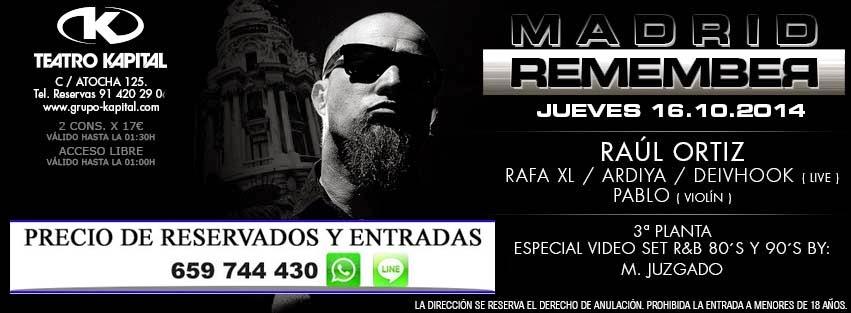 Discotecas gratis madrid 659 74 44 30 whatsapp lista for Kapital jueves gratis