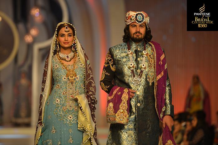Designer Amina Ajmal, Mehreen syed, babrik Khan, Pakistani Models