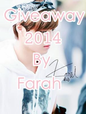 http://farahwahidahofficalblog.blogspot.com/2014/02/giveaway-2014-by-farah.html