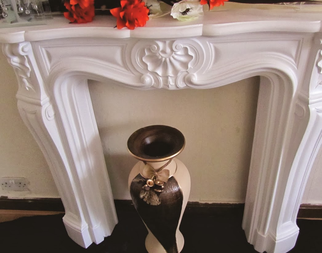 Fibreglass Fireplace | Fiberglass Mantel