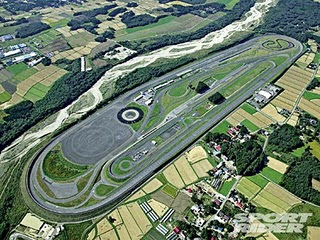Gambar Sirkuit Moto GP Montegi Jepang