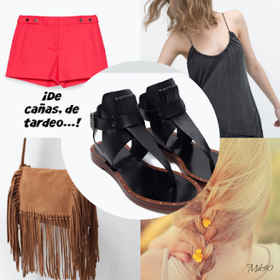 7 looks estrella con sandalias gladiador primavera verano 2015