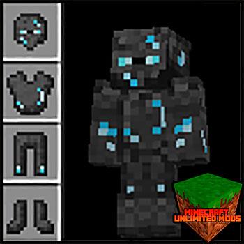 XtraCraft Mod armadura