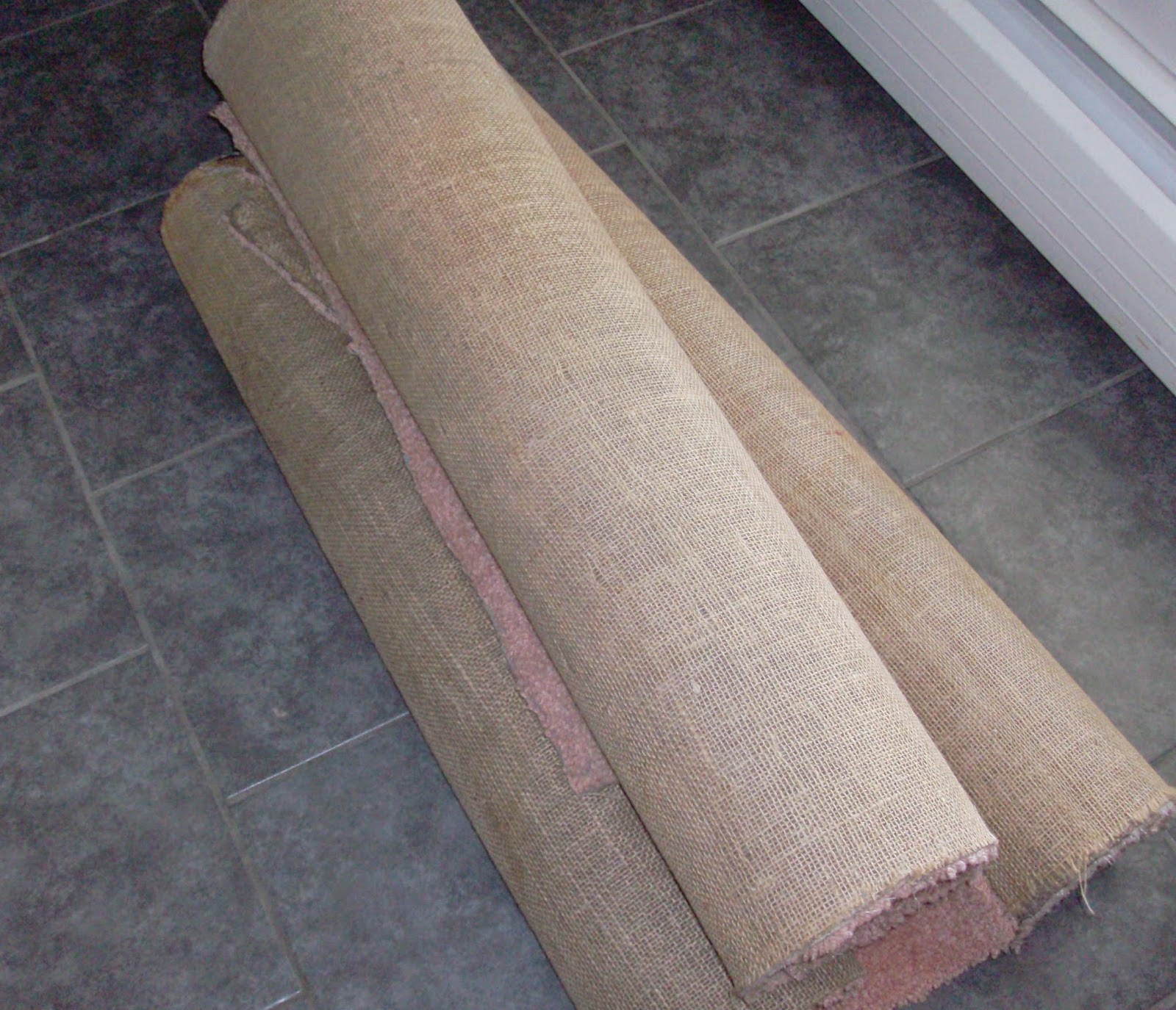 reuse carpet, landfill, Kijiji, TJ's green adventure