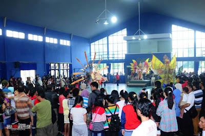 Tahap Grand Final Banyuwangi Ethno Carnival 2013