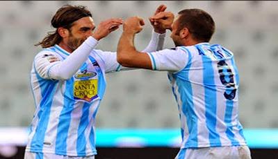 Pescara-Catania 2-1
