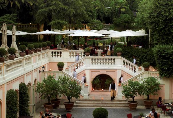 Hoteles de lujo hoteles de 5 estrellas en roma - Hoteles roma 5 estrellas ...