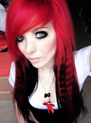 Emo Punk Hair Free Picture 2