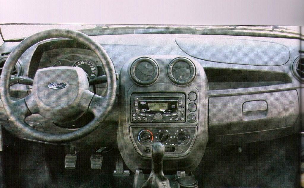 Interior Ford Ka Viral   Nuevo