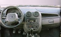 Interior Ford ka viral 1.6 nuevo