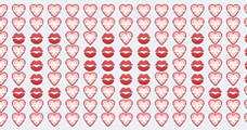 I Heart U Emoji Art | Symbols & Emoticons