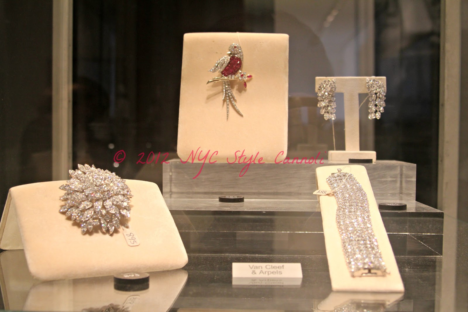 The Jewels At The Brooke Astor Auction At Sotheby S Nyc