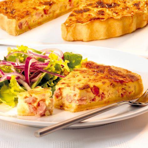 Epices de la vie rencah kehidupan quiche for Stage cuisine lorraine