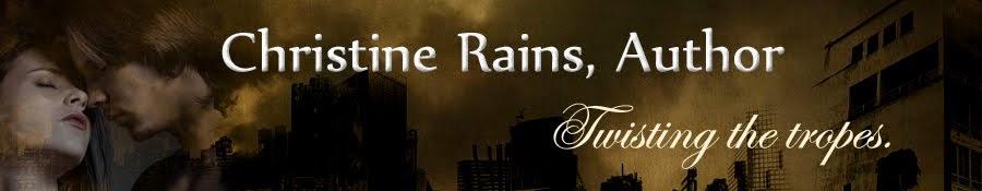 Christine Rains - Writer