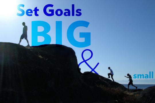 reaching my goals essay
