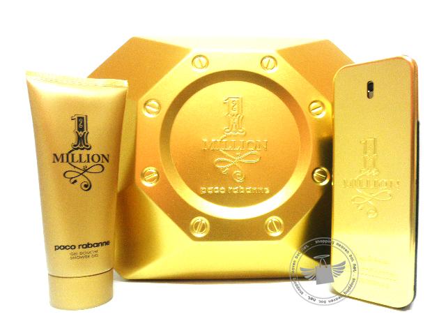 Paco Rabanne 1 Million 100ml Gift Set Paco Rabanne 1 Million 100ml