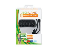 Microsoft Xbox 360 Live 12 Month Gold Starter Kit