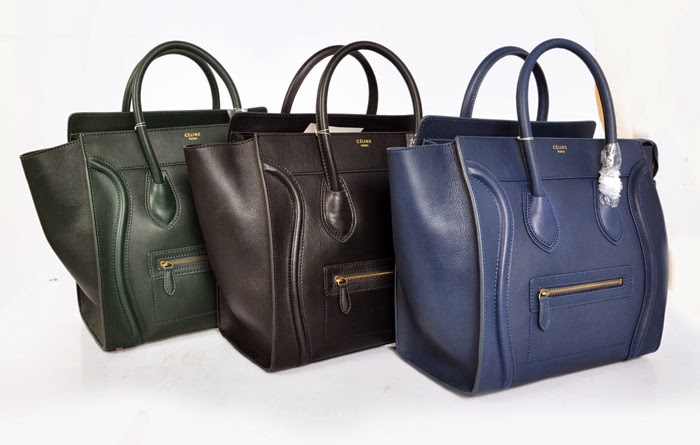 celine mini luggage tote bag price