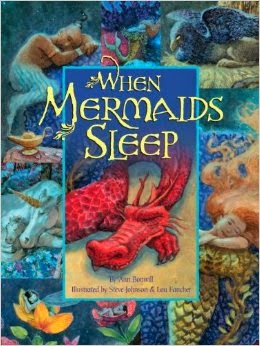 When Mermaid's Sleep by Ann Bonwill