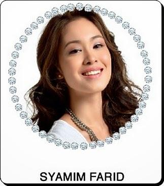 Biodata Syamim Farid, profile, biografi Syamim Mohd Farid, profil dan latar belakang Syamim Farid peserta finalis Dewi Remaja 2014 / 2015, gambar Syamim Farid, facebook, twitter, instagram Syamim Farid
