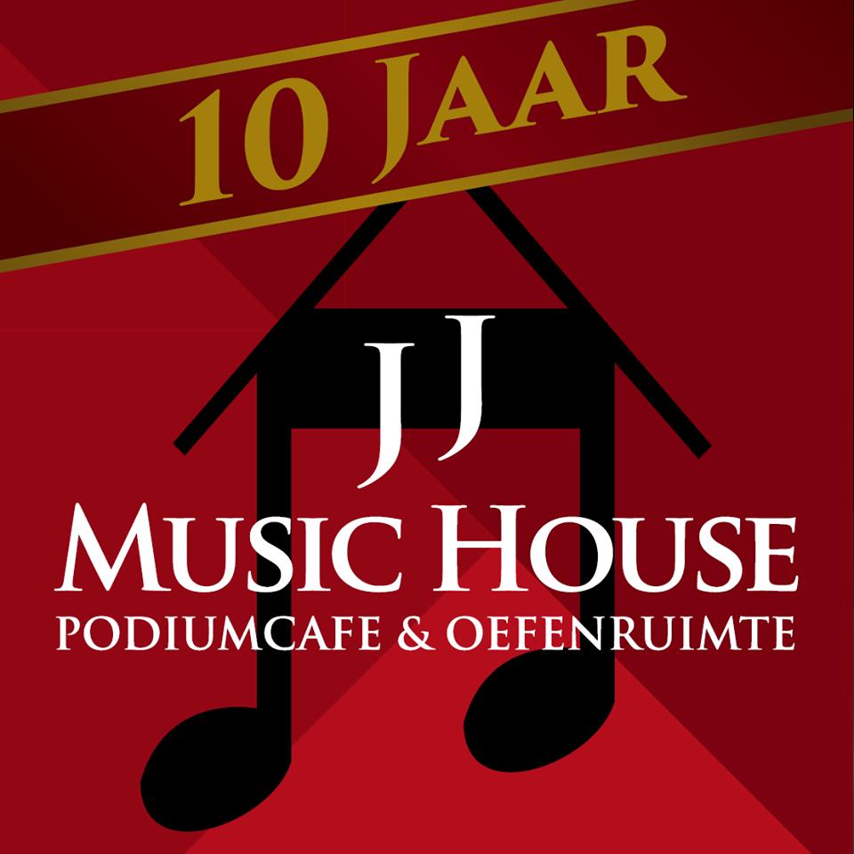 10 JAAR JJ MUSIC HOUSE