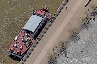 Bateau de croisière fluviale - Le Ville de Bordeaux