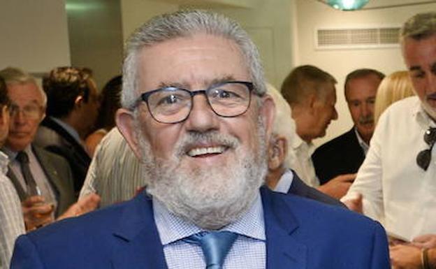 MARIANO CABALLERO, PRESIDENTE DE LA RTRM