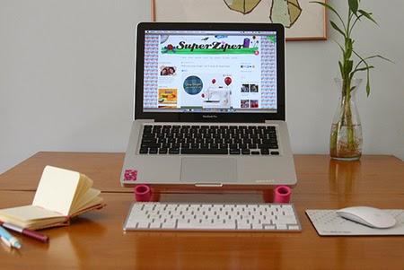 Đế Laptop Handmade