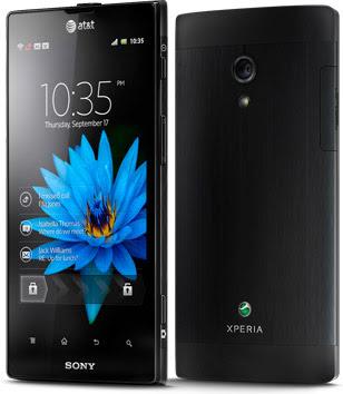 Sony Ericsson Phone 2012 Review