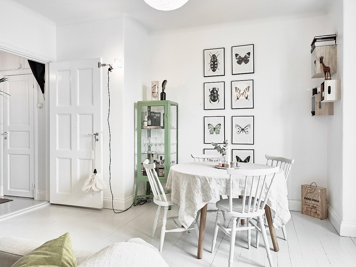 Atelier rue verte le blog su de un appartement de 38 - Pisos bien decorados ...