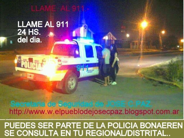 LLAMA AL 911..