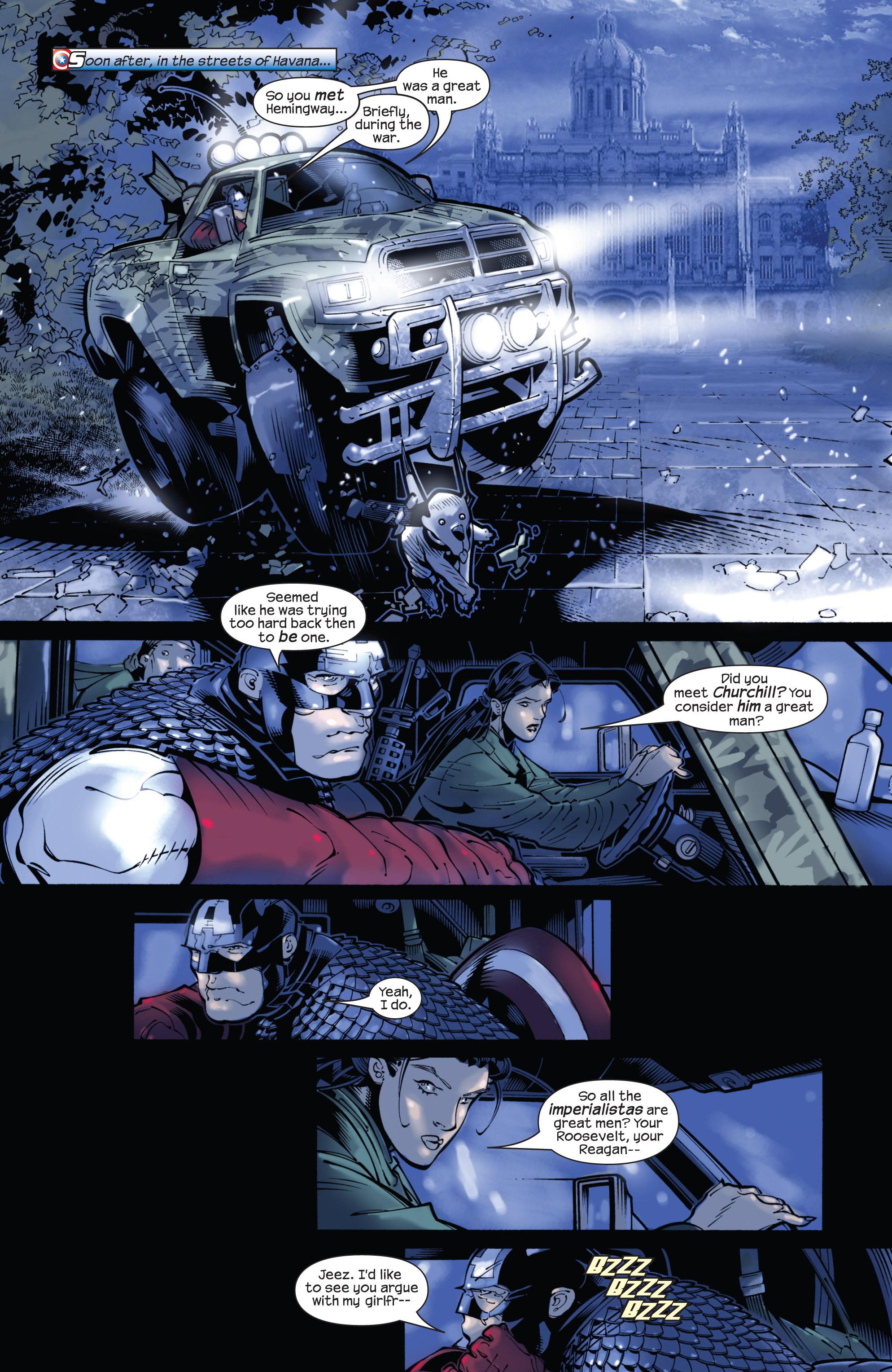 Captain America (2002) Issue #24 #25 - English 12