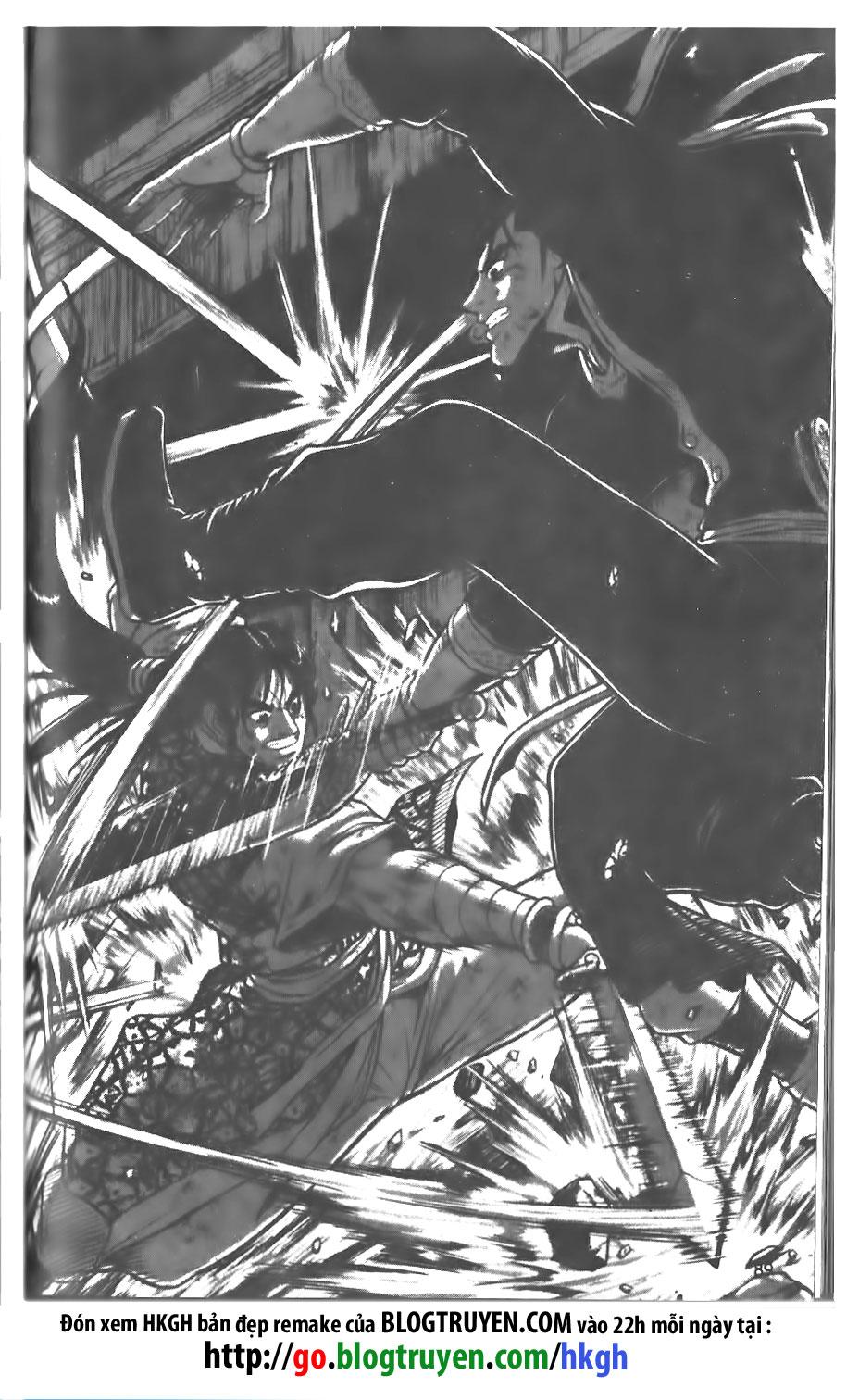 Hiệp Khách Giang Hồ - Hiệp Khách Giang Hồ Chap 344 - Pic 2