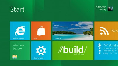 windows 8 intro
