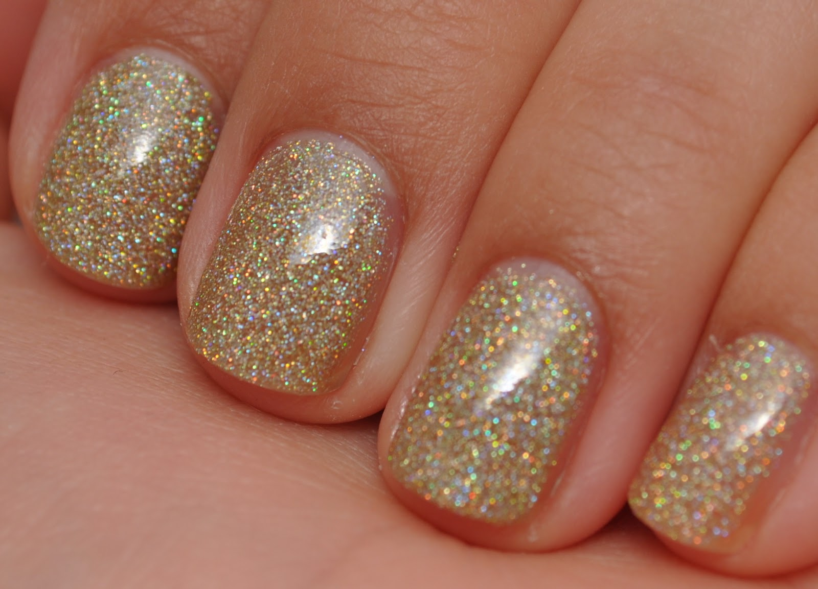 Lucky Lucky Lacquer: theBalm\'s You\'re So Hot and Gold