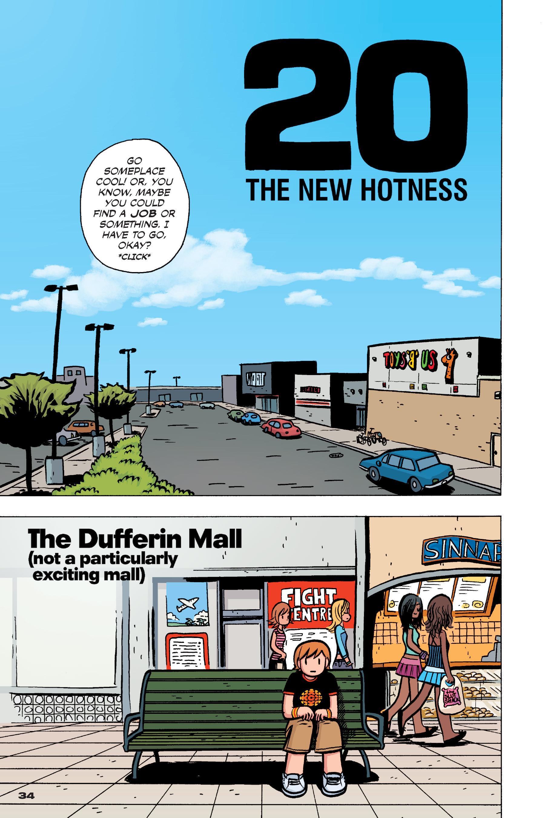 Read online Scott Pilgrim comic -  Issue #4 - 33