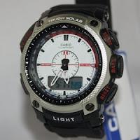 jam tangan casio g-shock protrek putih