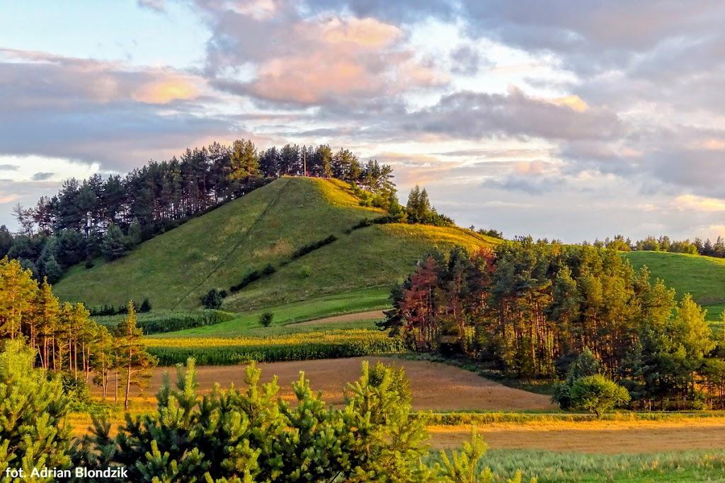 Stąd najlepiej widać Cisową Górę - zdj. naszego czytelnika Adriana
