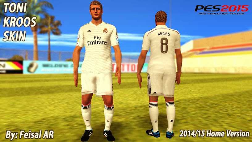 toni kroos madrid gta