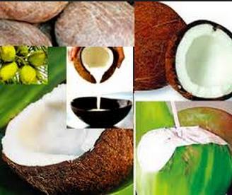 स्वास्थ्यवर्धक नारियल के फायदे