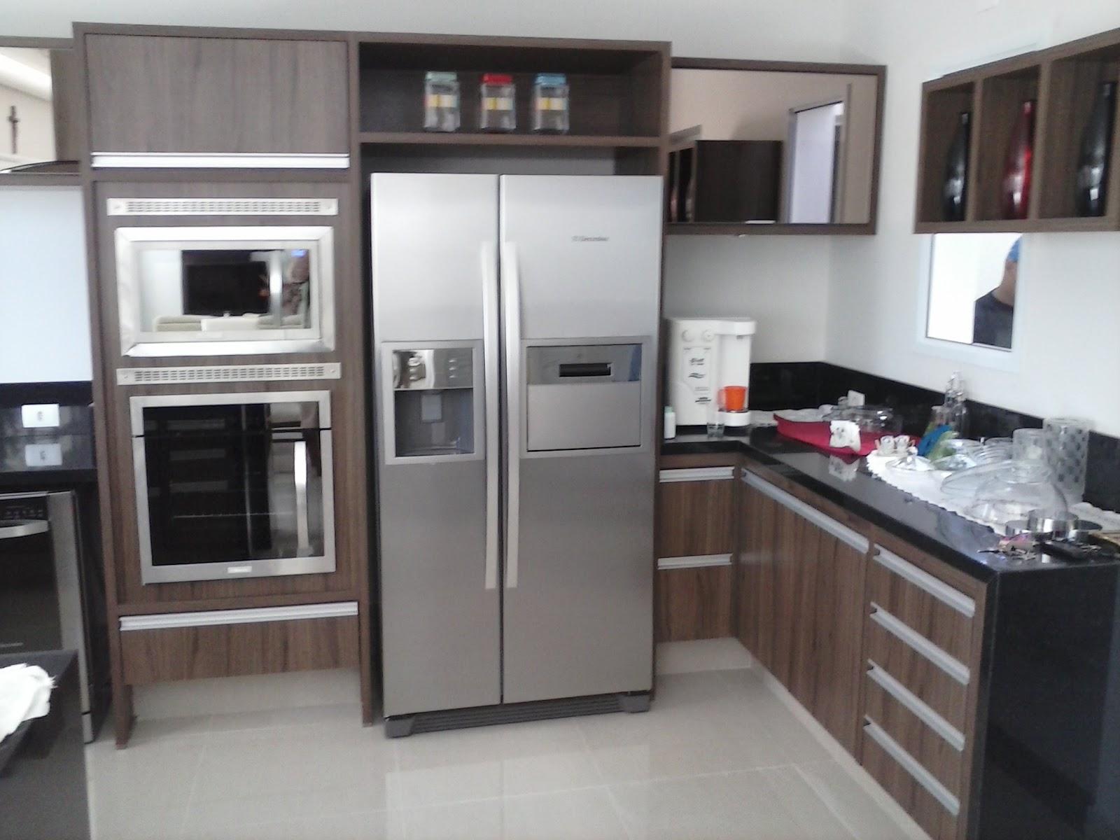 Móveis & Design o Bom Gosto em sua casa: cozinha moderna alto padrão #5E4C47 1600 1200