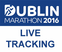Link for Live Tracking of runners in the 2016 Dublin City Marathon