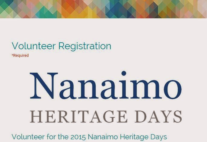 Heritage Days Volunteer