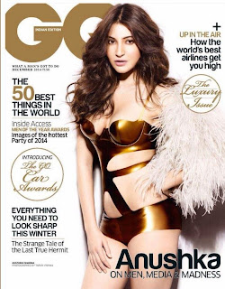 Anushka Sharma – GQ Magazine, India, December 2014 1.jpg