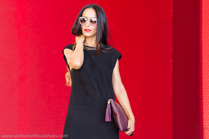 BLogger de moda valenciana en la fashion week de madrid