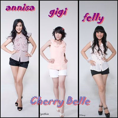 Cherry+belle+girls+band