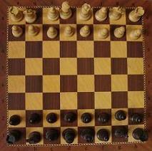 ¿Una partida al ajedrez?