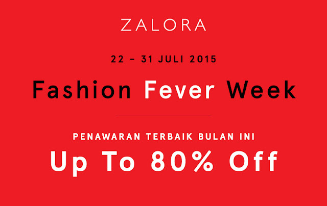 Zalora Fashion Fever Week